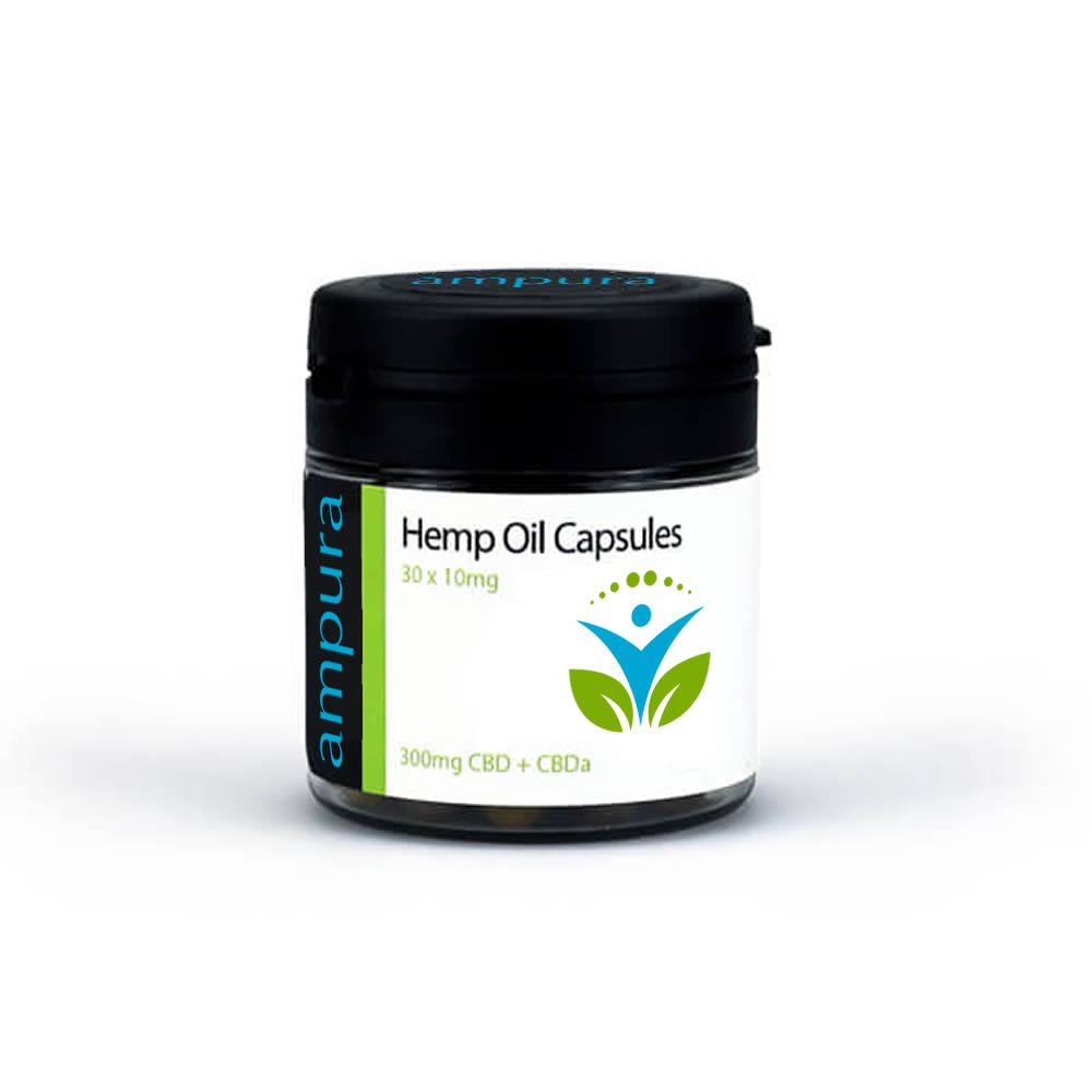 CBD Oil Capsules 10mg