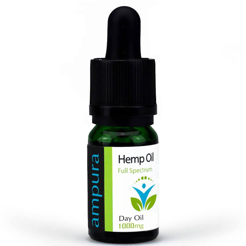 Enhanced Day CBD Oil – Sativa Terpenes